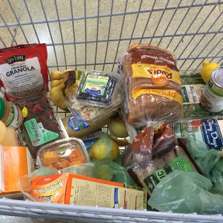 cart 320x320 - What's In My Shopping Cart