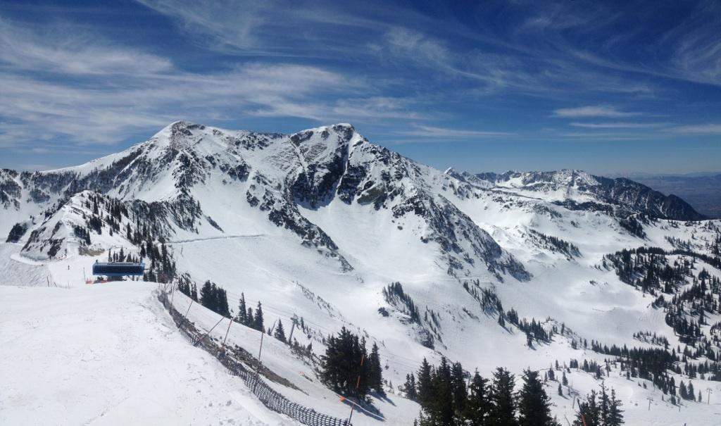 utah scenery 1024x605 - My Healthy Trip to Utah