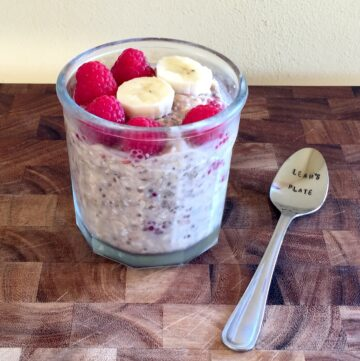 FullSizeRender 5 360x361 - Delicious (and simple) Overnight Oats