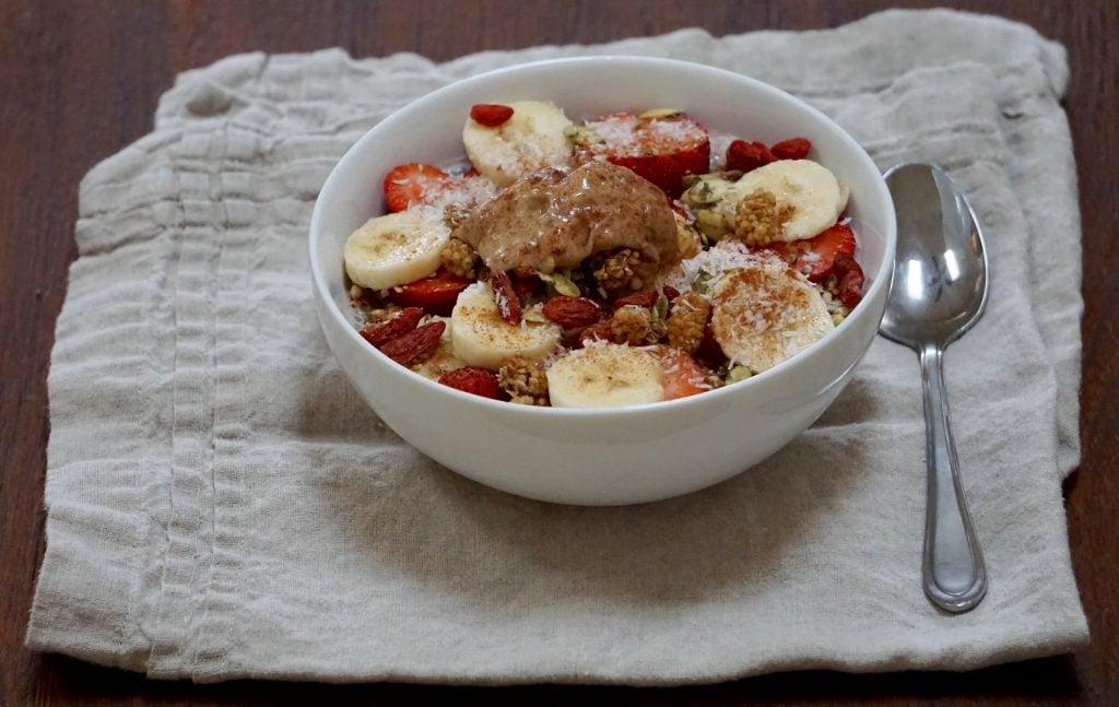 DSC03863 1024x647 - Simple, Sweet & Creamy Chia Pudding