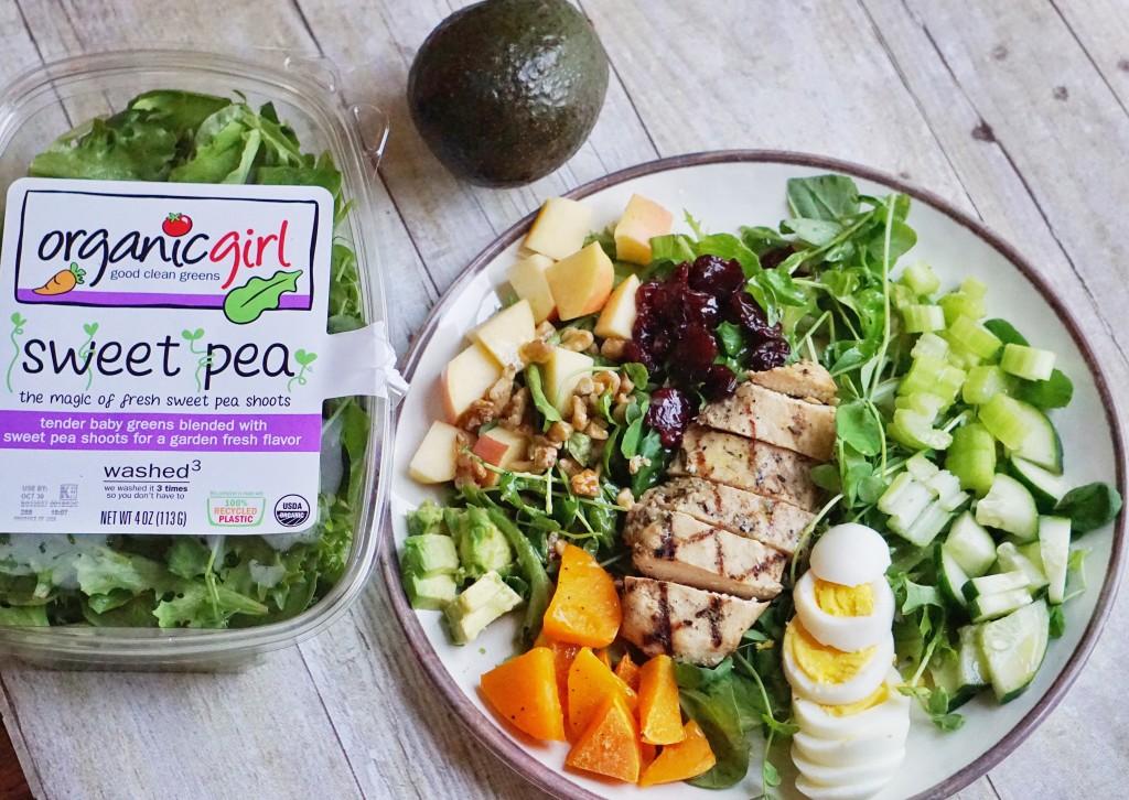 Autumn Cobb Salad Leahs Plate 4 1024x726 - Autumn Cobb Salad