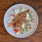 Apple Oatmeal Smoothie Bowl Leahs Plate1 150x150 - Apple Oatmeal Smoothie Bowl