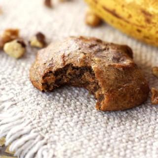 Banana Walnut Bread Cookies 320x320 - 7 Delicious Healthy Cookie Recipes