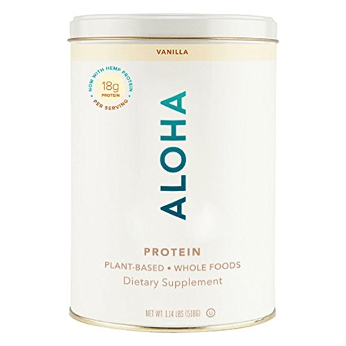 Aloha - My Favorite Clean, Plant-Based Protein Powders