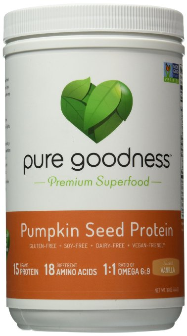 Pure Goodness - My Favorite Clean, Plant-Based Protein Powders