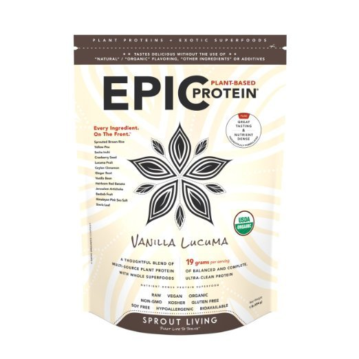 Sprout Living 1 - My Favorite Clean, Plant-Based Protein Powders