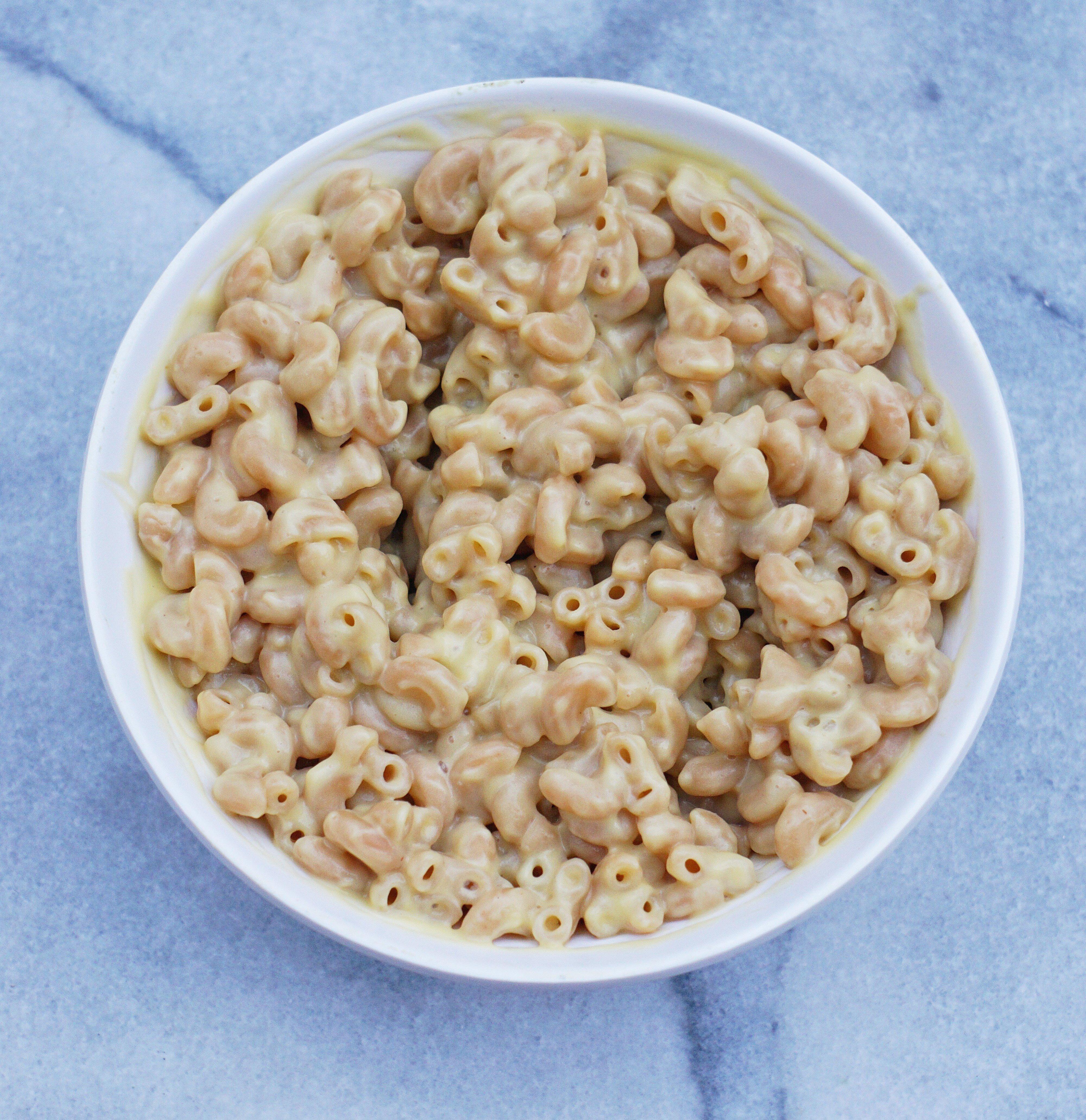 Vegan Mac n Cheese Leahs Plate3 - Vegan & Gluten-Free Mac N' Cheese