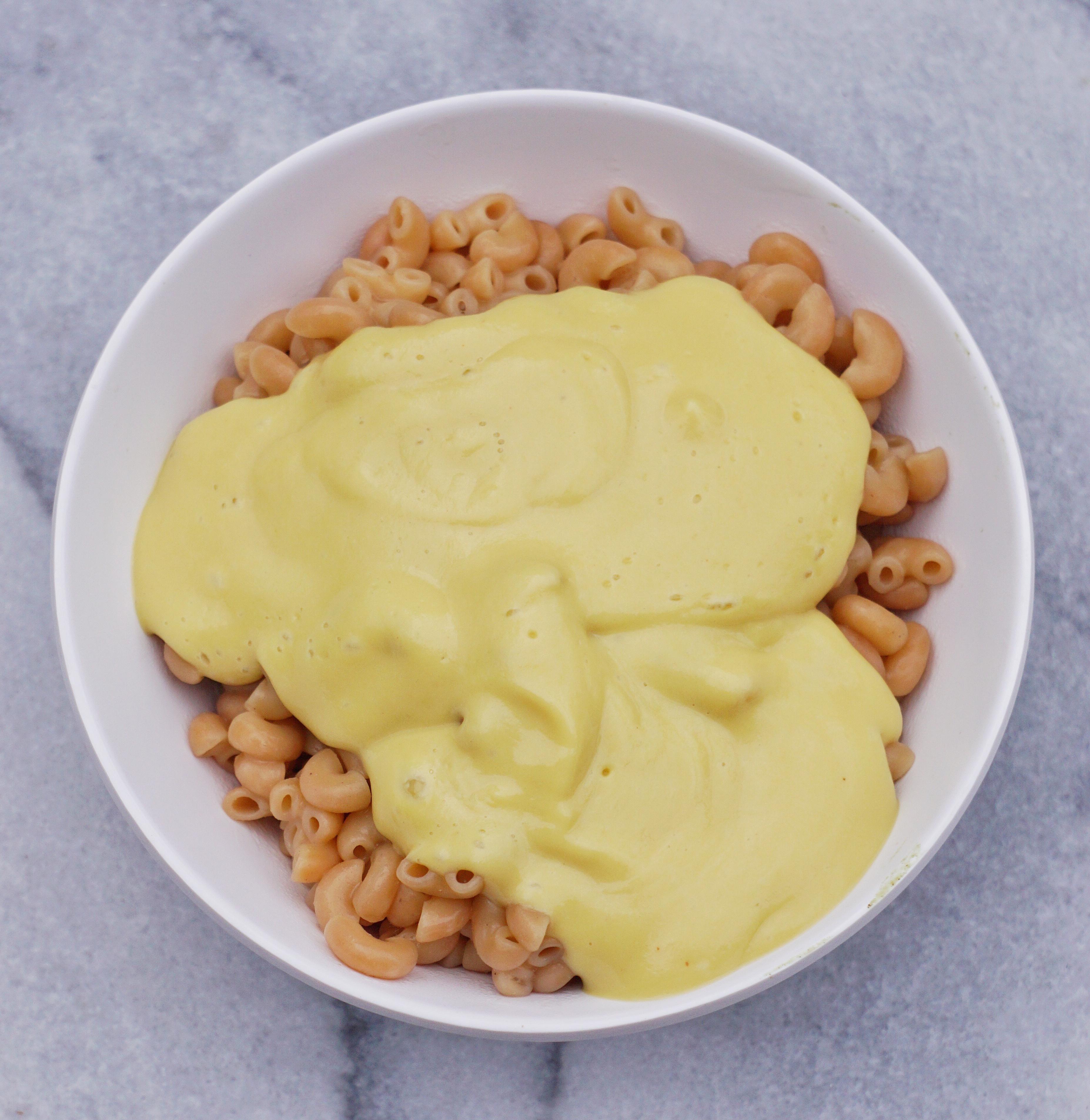 Vegan Mac n Cheese Leahs Plate4 - Vegan & Gluten-Free Mac N' Cheese
