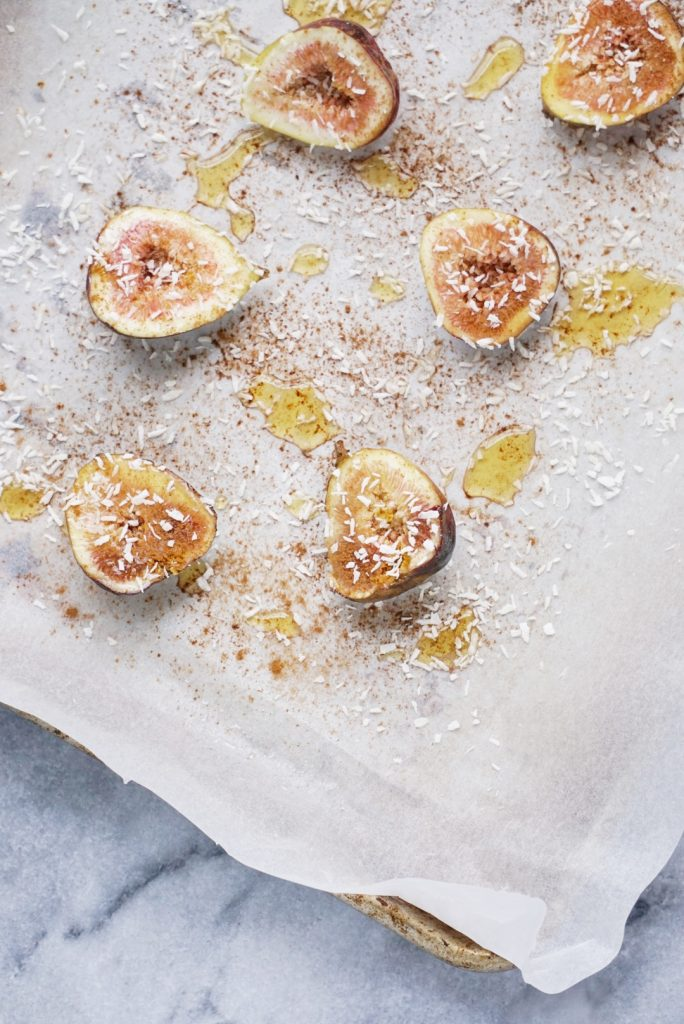 Maple Cinnamon Baked Figs by Leahs Plate10 684x1024 - Maple Cinnamon Baked Figs