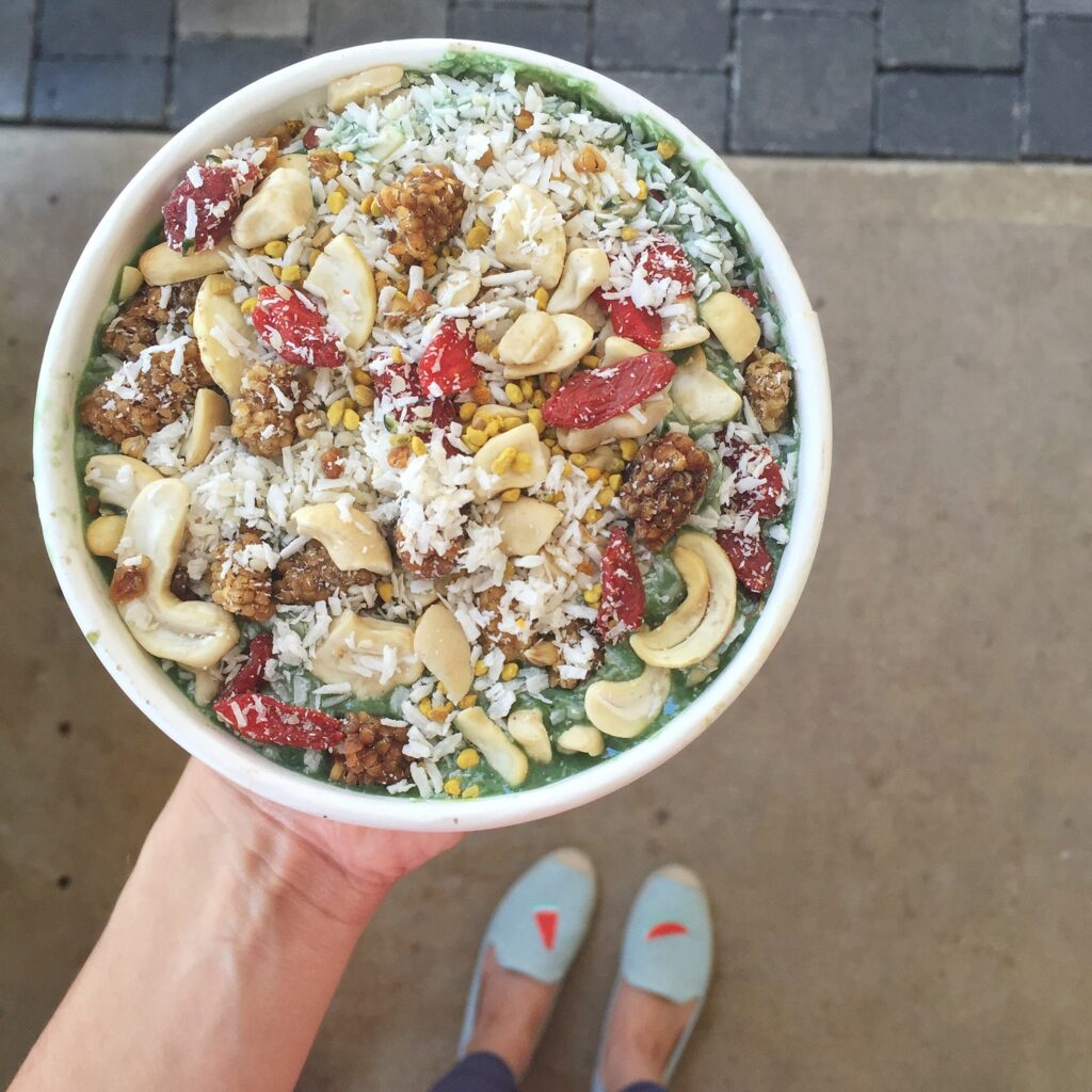 The best juice/smoothie spots in South Florida