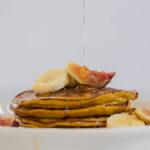 Flourless Paleo Pumpkin Pancakes by Leahs Plate2 150x150 - Paleo Pumpkin Pancakes