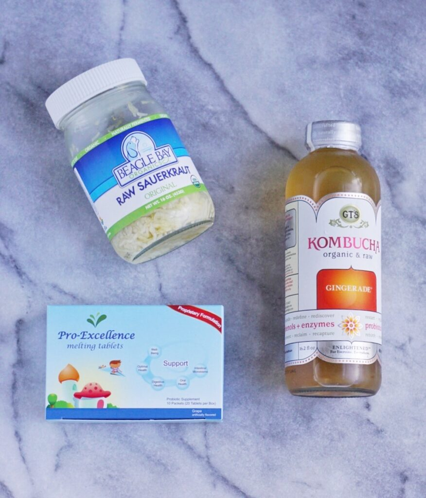 My Gut Health Essentials // Leah's Plate