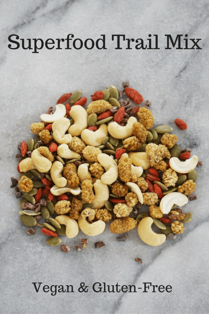 Superfood Trail Mix by Leahs Plate. 683x1024 - Superfood Trail Mix