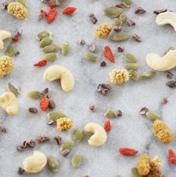 Superfood Trail Mix