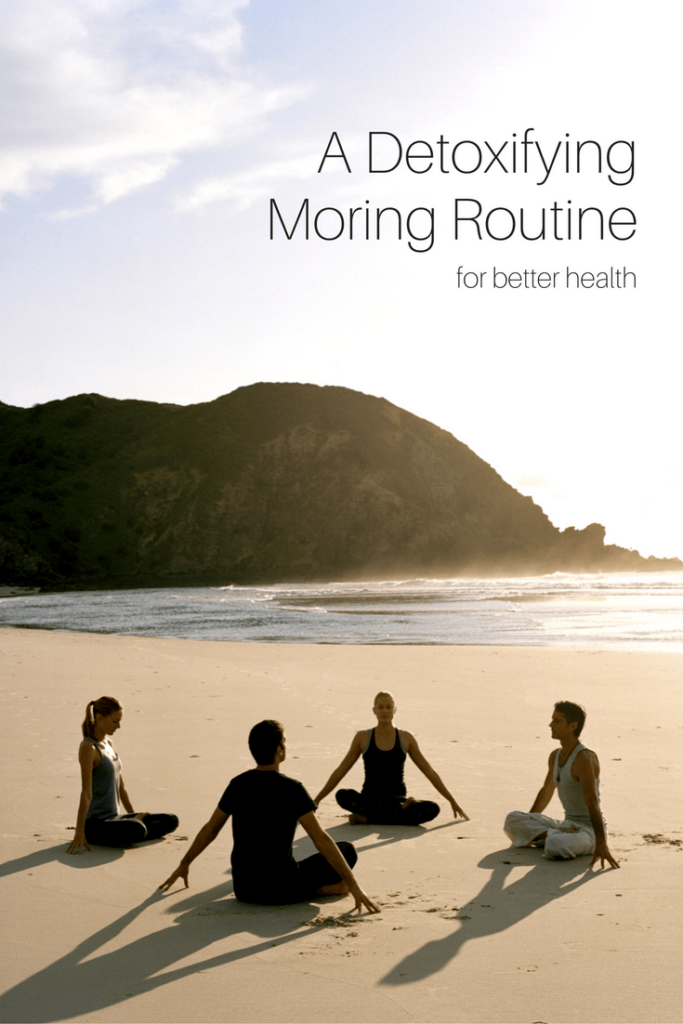 Detoxifying Morning Routine 683x1024 - A Detoxifying Morning Routine for a Happier and Healthier Self