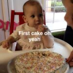 cake 150x150 - Emma Turns ONE