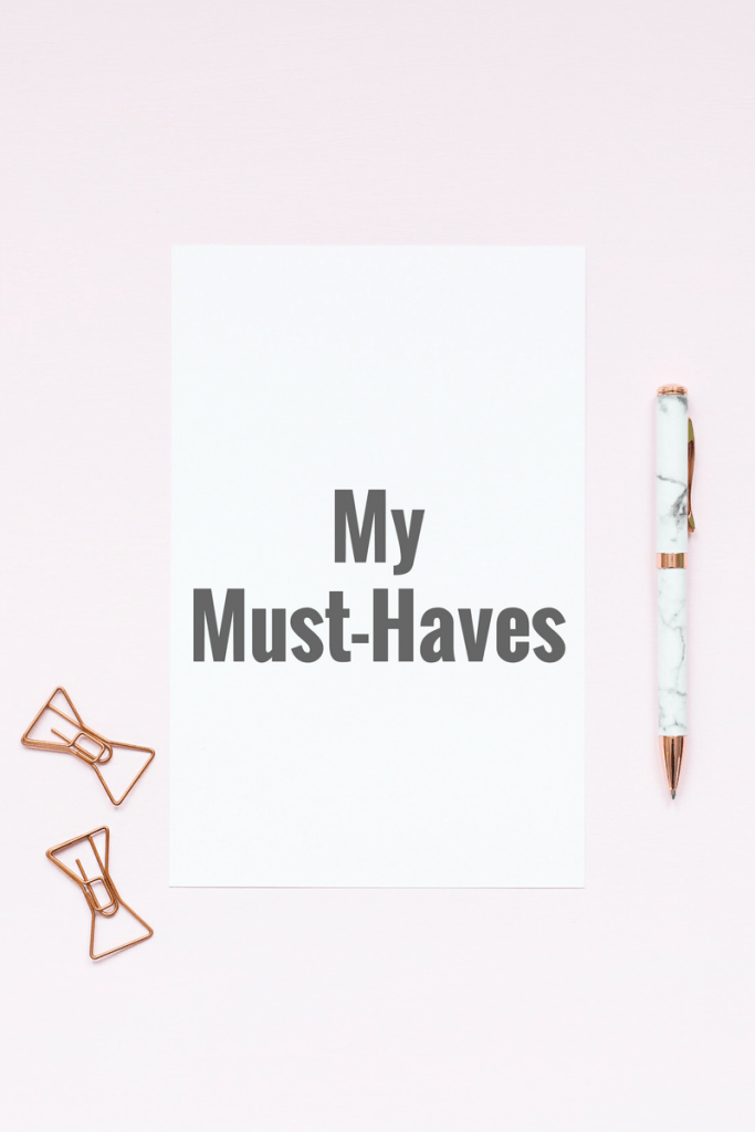 My Must Haves by Leahs Plate 683x1024 - Must-Have Monday (A Roundup of my Favorite Things)