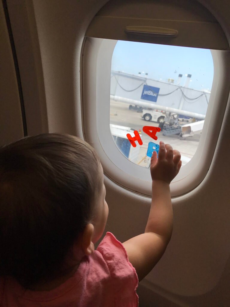My Top Tips for Traveling with a Toddler