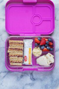 Emma's Healthy Lunchbox