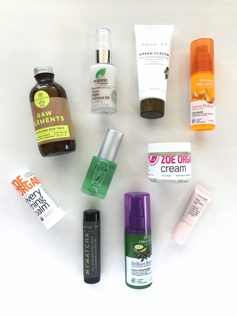My Morning Skincare Routine (Favorite Non-Toxic Products)