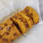 Healthy Chocolate Chip Pumpkin Bread4 150x150 - Healthy Chocolate Chip Pumpkin Bread