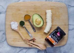 Nourishing Avocado Honey Hair Mask