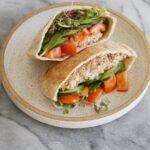 tuna pita 3 150x150 - Healthy Tuna Salad Pita