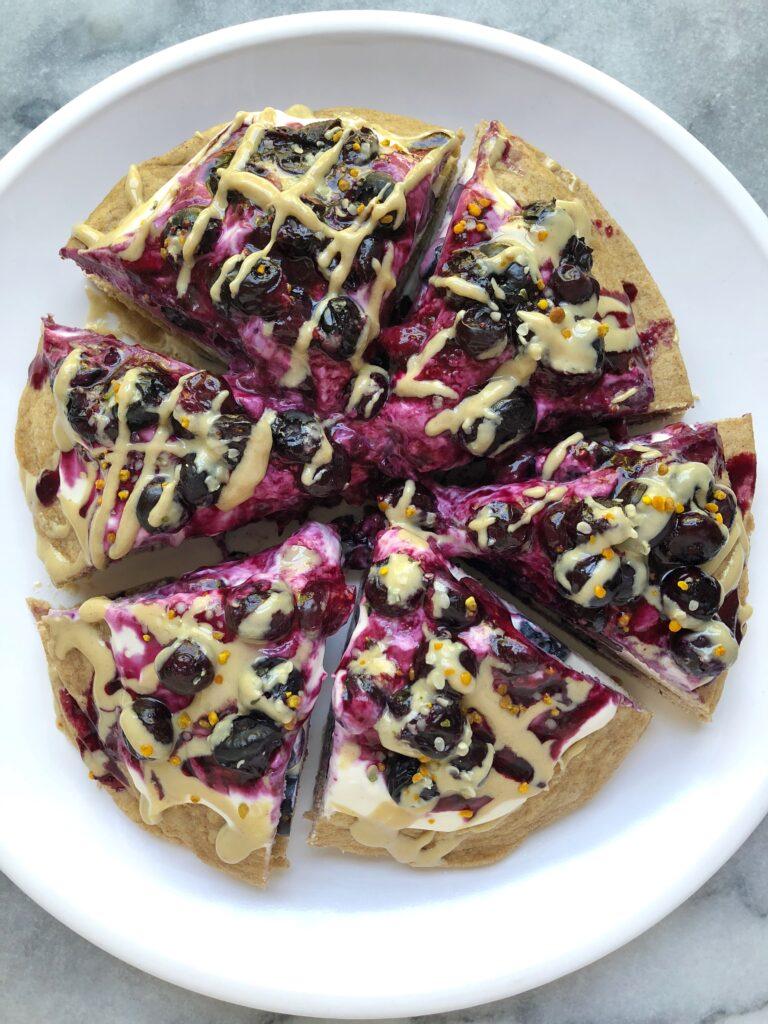 breakfast fruit pie 8 768x1024 - 4 Layer Breakfast Fruit Pie