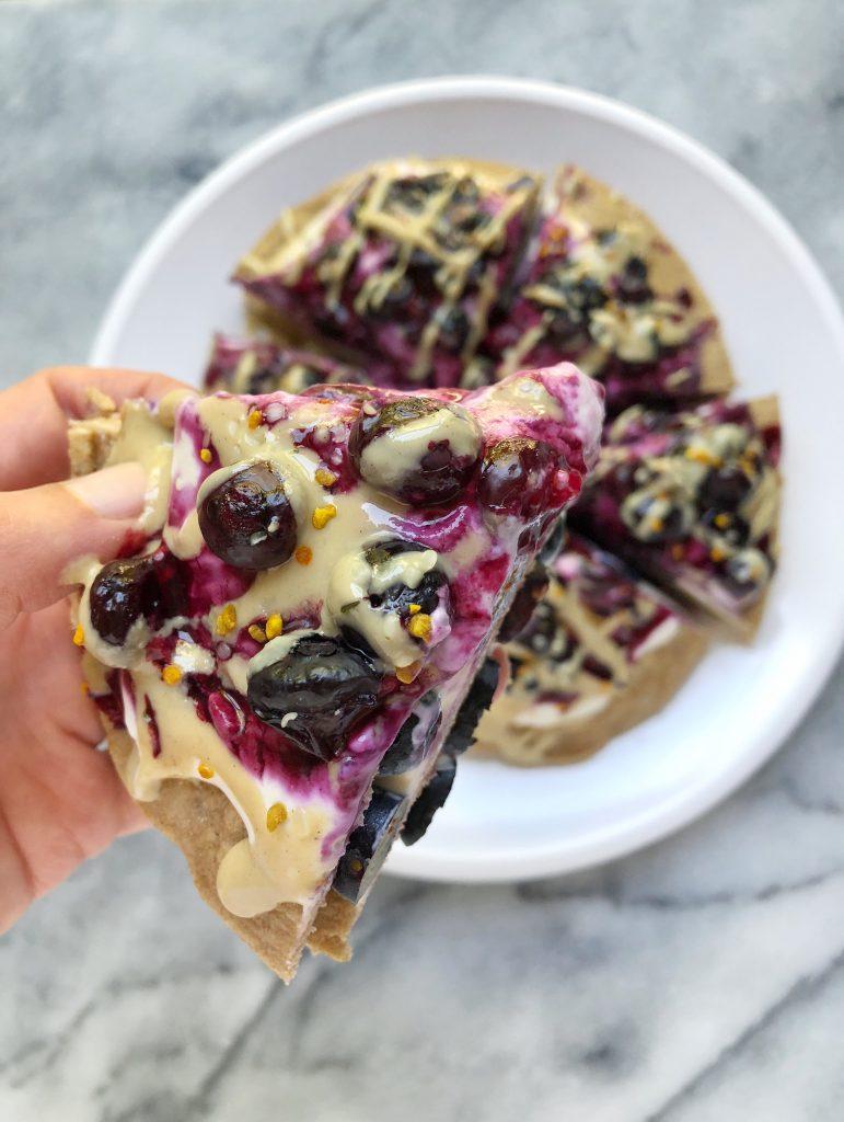 breakfast pie 6 771x1024 - 4 Layer Breakfast Fruit Pie