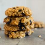 Blueberry Oatmeal Cookies2 150x150 - Blueberry Honey Oat Breakfast Cookies (Gluten-Free)