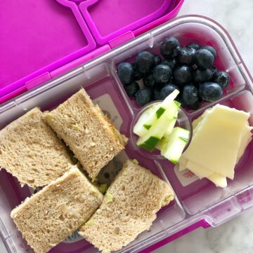 Healthy Toddler Lunchbox Ideas