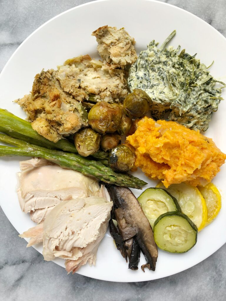 Thanksgiving Leftovers 768x1024 - Healthy Thanksgiving Leftover Ideas for Zero Waste
