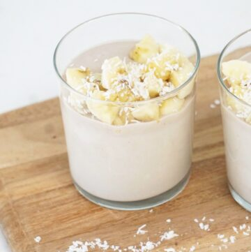 The Best Ever Banana Pudding (Dairy-Free & Gluten-Free)