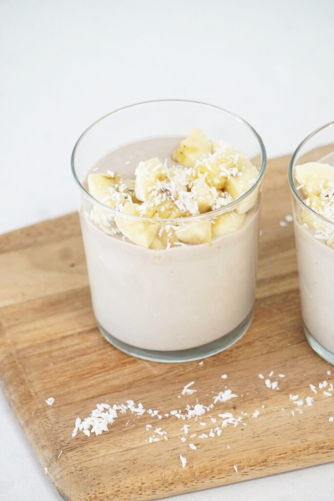 banana pudding4 684x1024 - The Easiest & Most Delicious Banana Pudding (Dairy-Free & Gluten-Free)