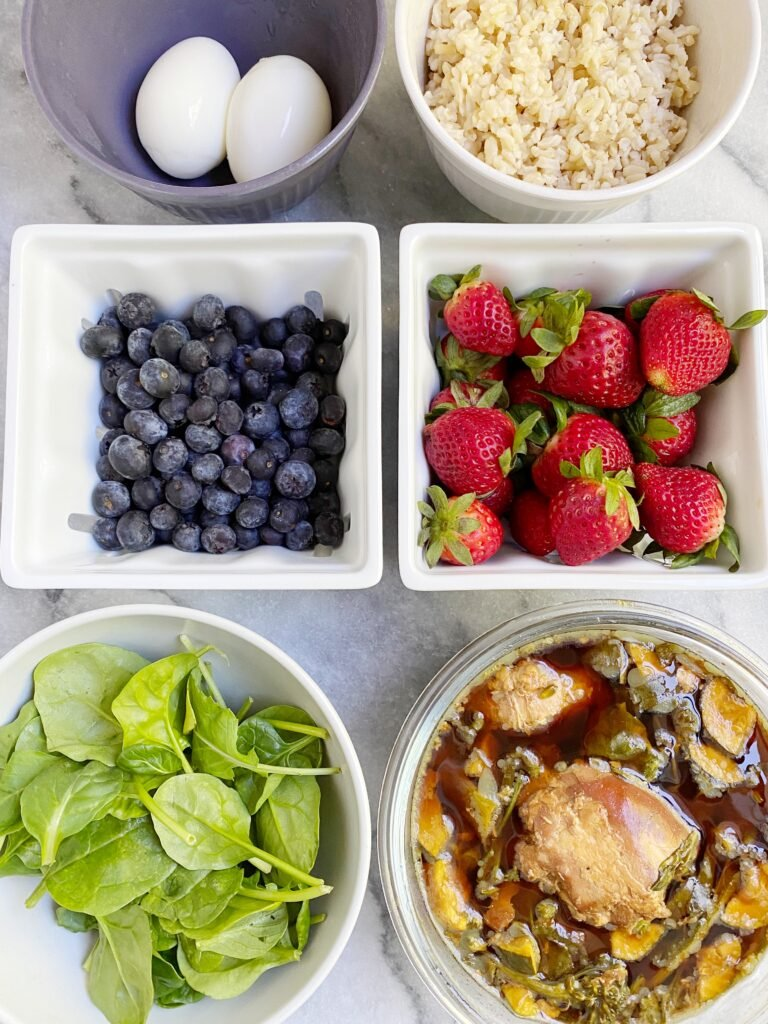 meal planning 768x1024 - My Tips For Being Time-Efficient with Healthy Eating