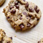 vegan gf choc chip cookie2 150x150 - Vegan + Gluten-Free Chocolate Chip Cookies
