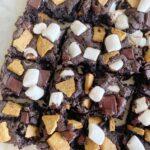 brownies3 150x150 - S'Mores Brownies (Vegan & Gluten-Free)
