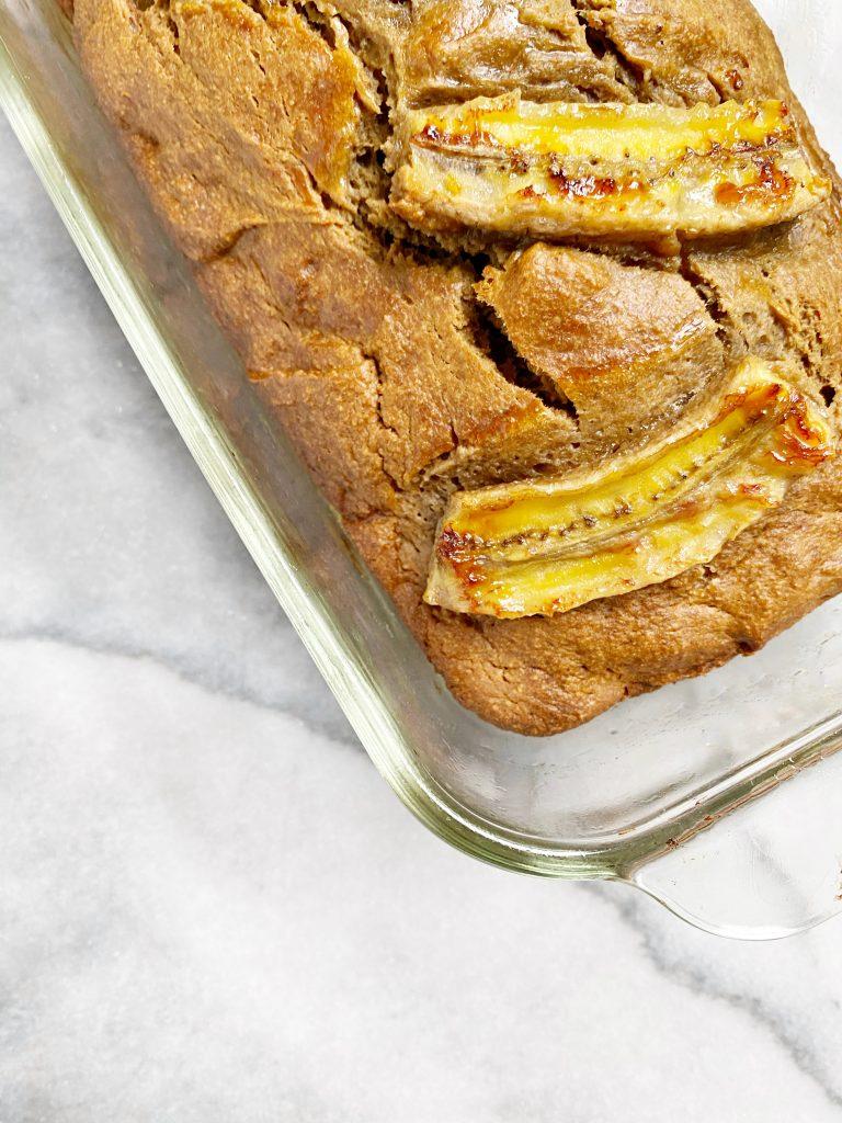 banana foster banana bread3 768x1024 - Banana Foster Banana Bread