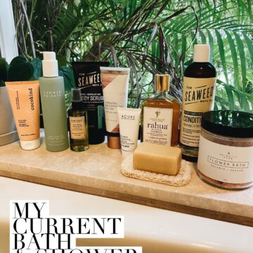 Non Toxic Bath & Shower Products