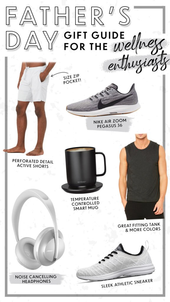 Father's Day Gift Guide for the Wellness Enthusiast