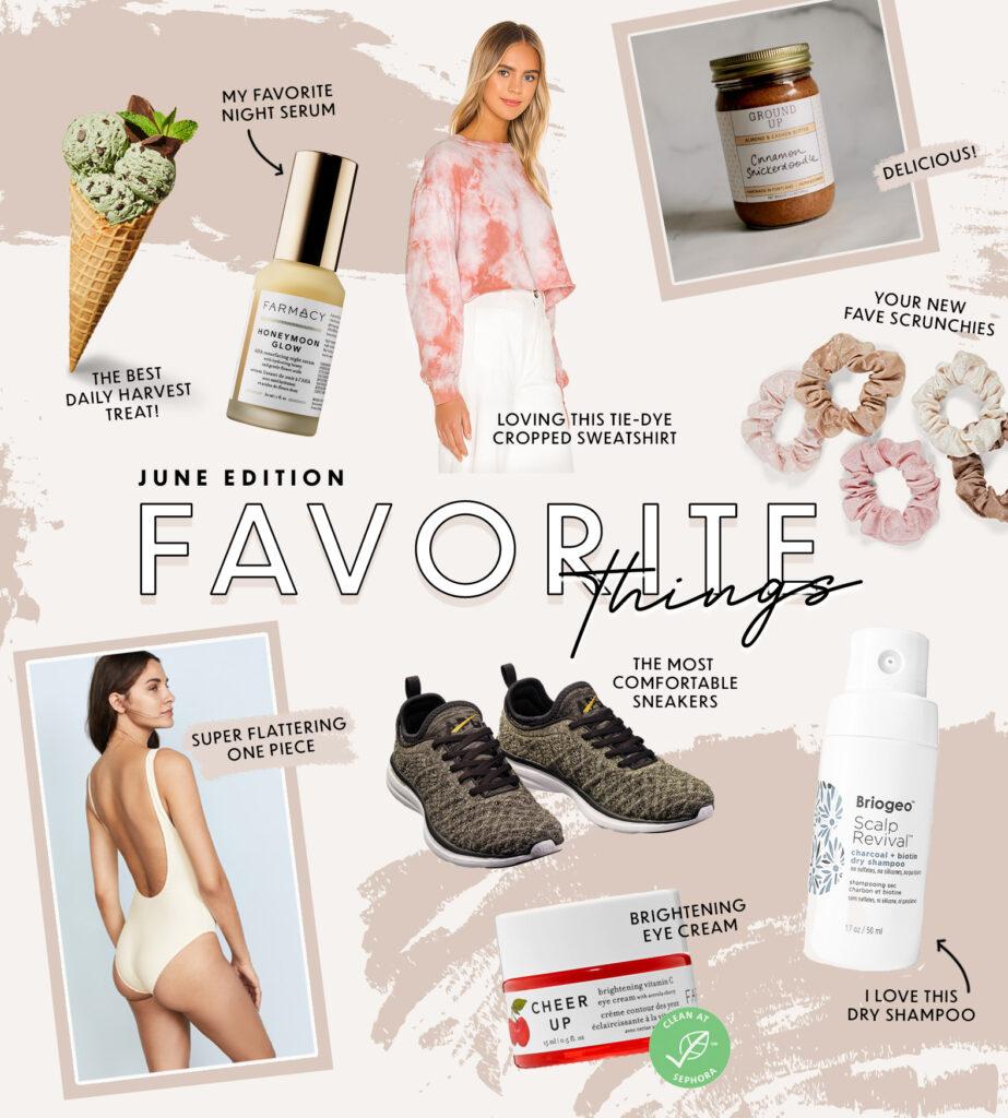 LP JuneFavorites 923x1024 - Favorite Things - June Edition
