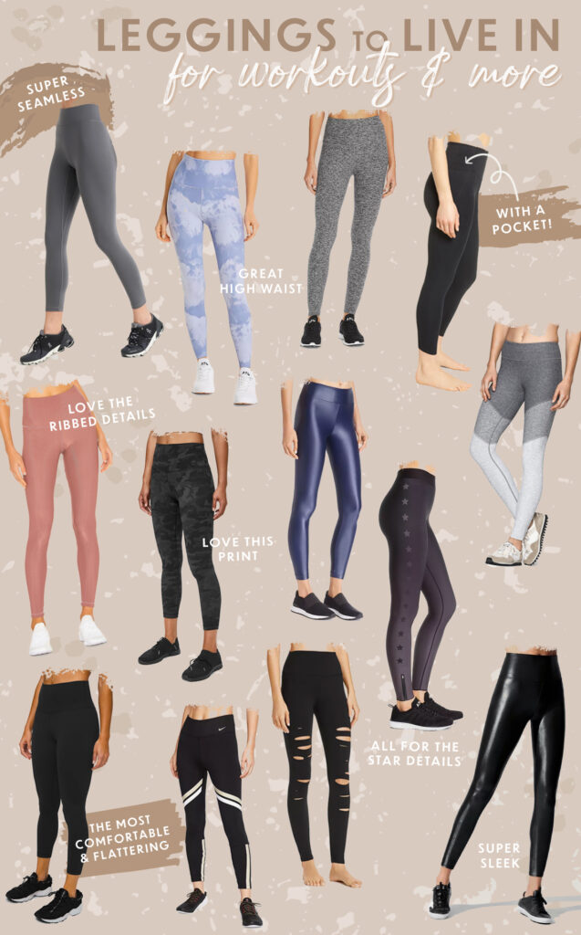 Leggings I'm Living in During my Workouts