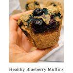 Healthy Blueberry Muffins 150x150 - Vegan & Gluten-Free Blueberry Muffins