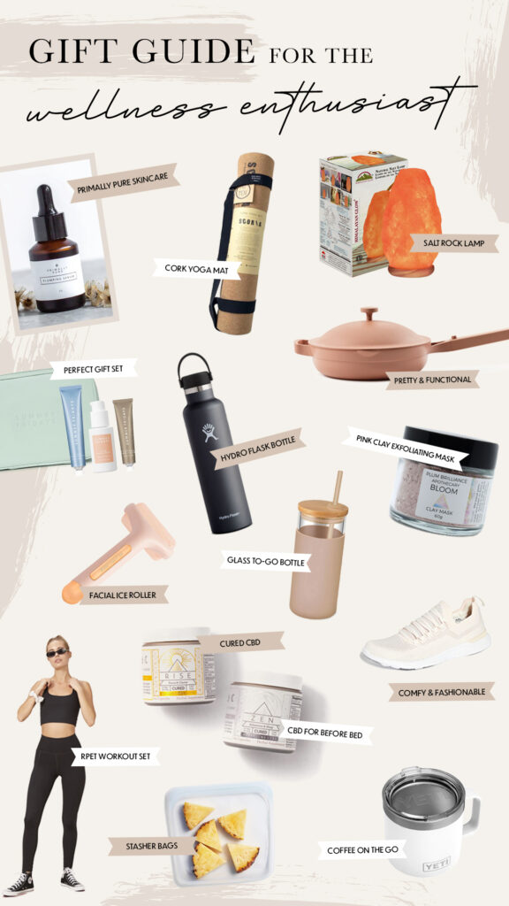 Gift Guide for the Wellness Enthusiast