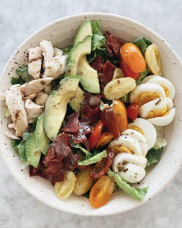 Paleo Cobb Salad