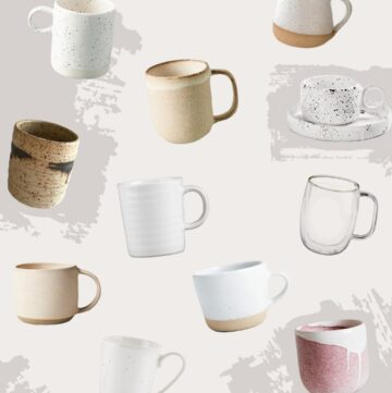 Pretty Mugs I'm Obsessing Over