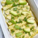 chicken verde enchiladas2 150x150 - The Best Slow Cooker Chicken Enchiladas (Grain-Free)