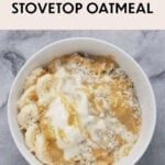 How to Make the best vegan stovetop oatmeal 150x150 - How to Make the Best Creamiest Vegan Oatmeal