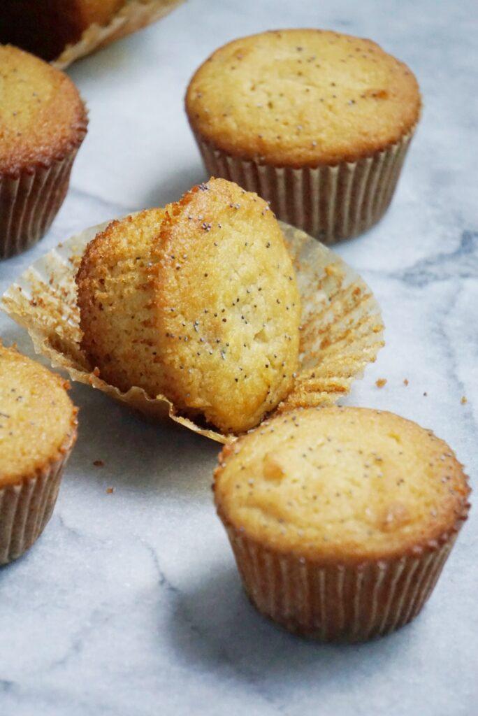 paleo lemon poppyseed muffins6 684x1024 - The BEST Paleo Lemon Poppyseed Muffins