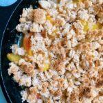peach crisp 4 scaled 1 150x150 - The Best Gluten-Free Peach Crisp
